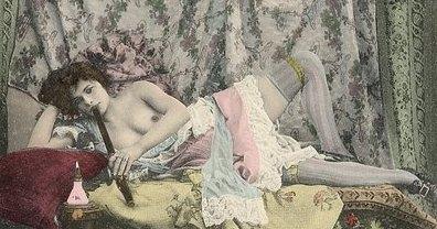 Fumadora de opio