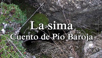 la sima, de Pío Baroja