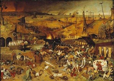 El triunfo de la Muerte, de Brueghel el viejo