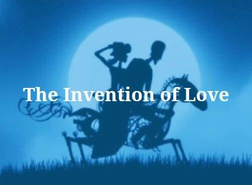 Título entrada sobre el corto de animación The inventión of love