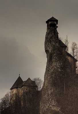El castillo de Orava. Fotografía de 23am.com