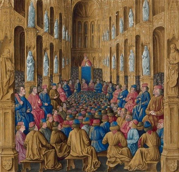 concilio medieval de Clermont
