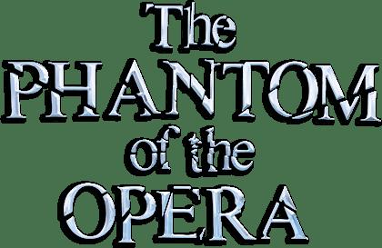 Logotipo del musical El fantasma de la ópera