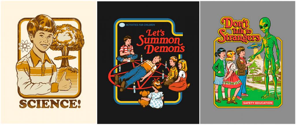 Science!, Don't Talk to Strangers y el grán éxito de Steven Rhodes: Let's Summon Demons